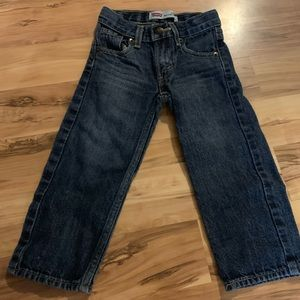Levi's 549 relaxed straight jeans size 2T